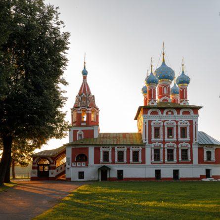 Церковь Царевича Дмитрия на крови фотограф Илья Гарбузов