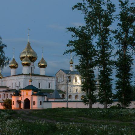 Воскресенский монастырь фотограв Сергей Быков